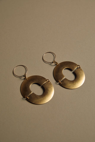 Two Fold Earrings