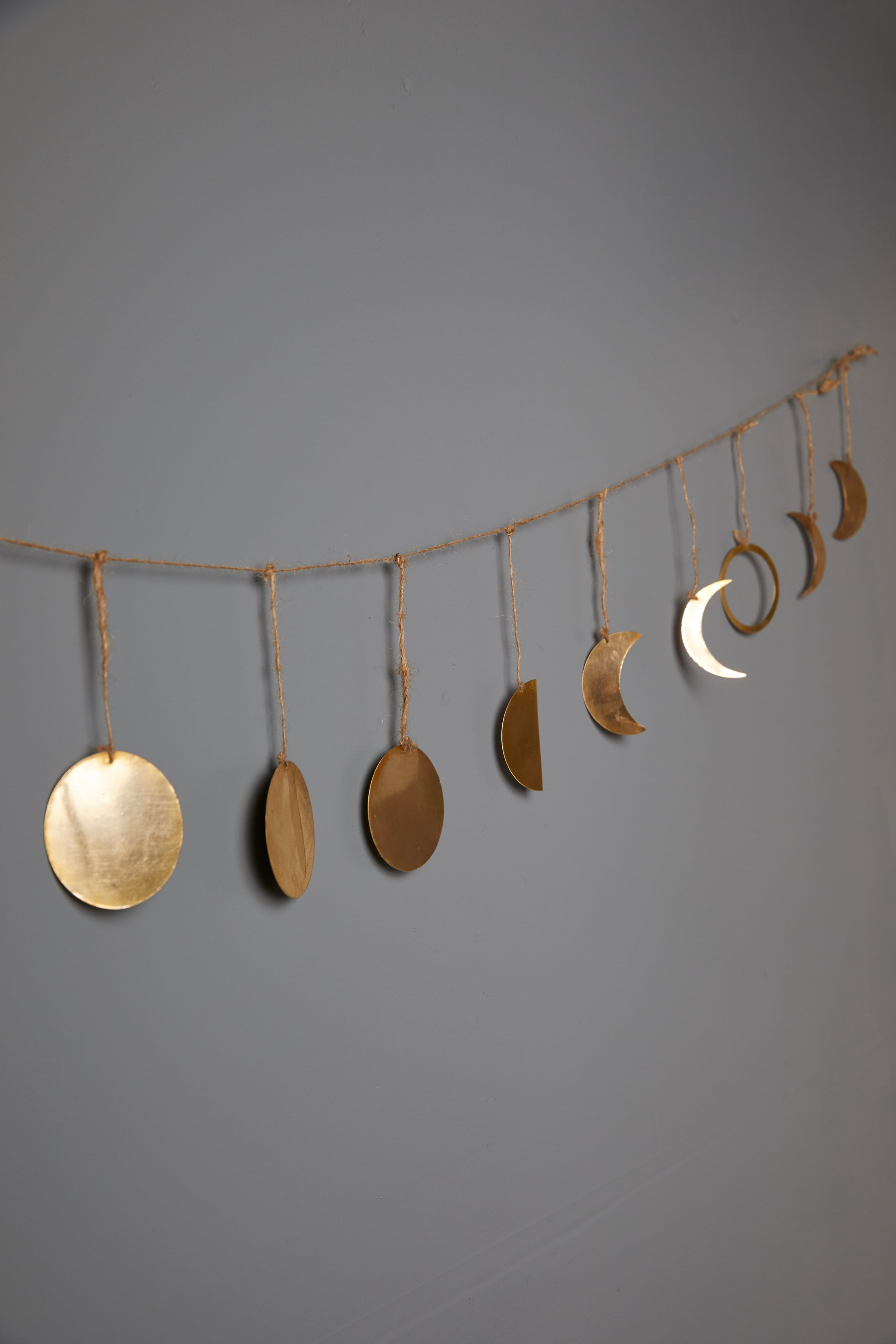 Phases of Moon Garland - picnic-sf