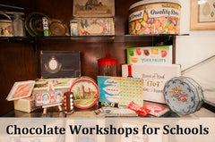 Chocolate Workshops in Schools