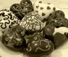 Chocolate Love Hearts