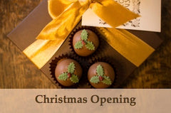 Christmas Opening at York Cocoa House
