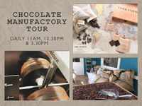 Chocolate Manufactory Tour