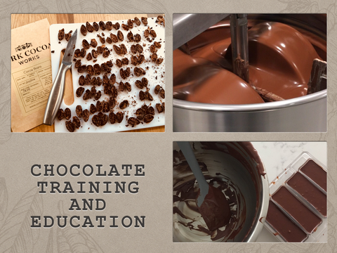 Chocolate Training and Education