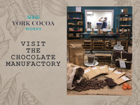 Visit The Chocolate Manufactory