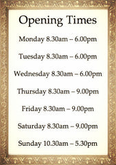 York Cocoa House Opening Times