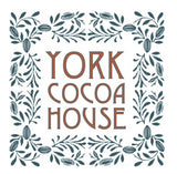 York Cocoa House Logo Version 3