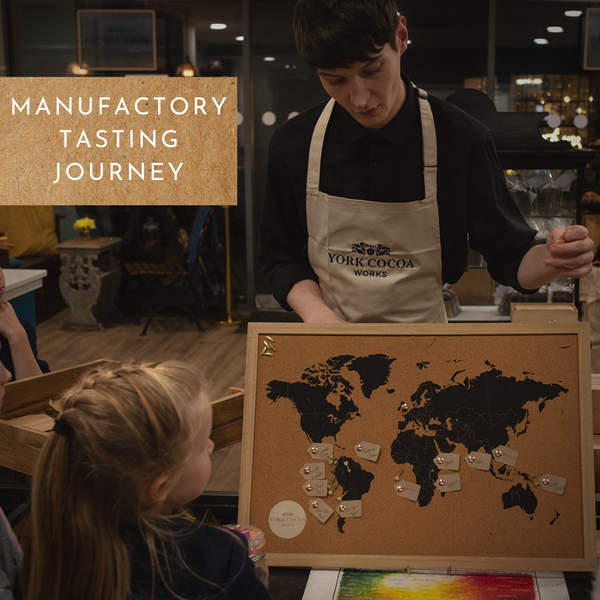 Chocolate Manufactory Tasting Journey Voucher