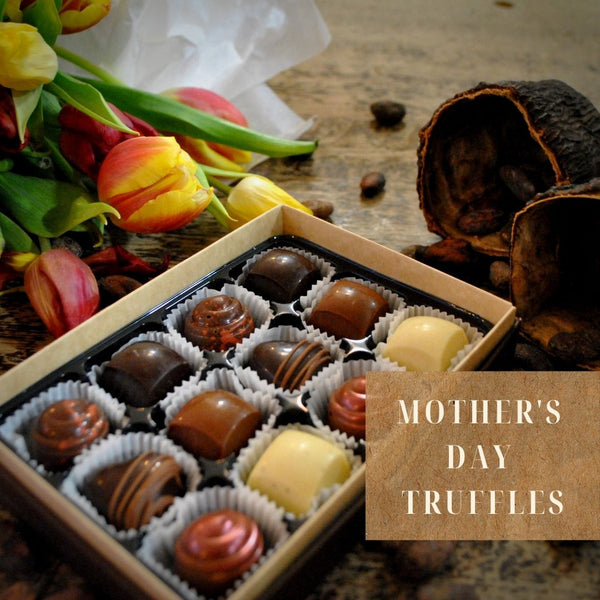 Mother's Day Truffle Collection - Box of 12