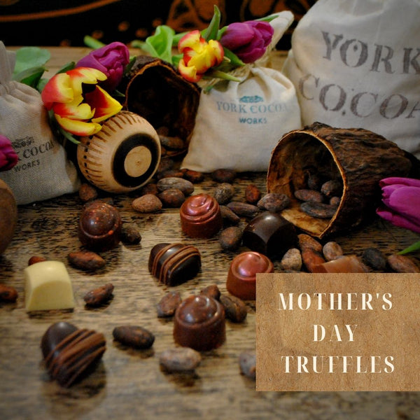 Mother's Day Truffle Collection - Box of 6