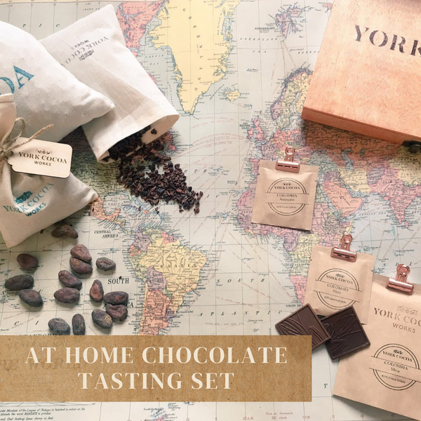 At Home Chocolate Tasting Set