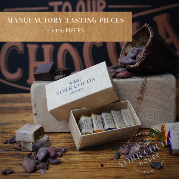 York Cocoa Works Mini Tasting Box - Case of 10