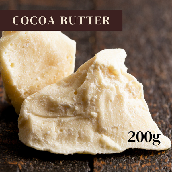 Cocoa Butter - 200g