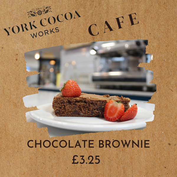 Chocolate Brownie - Cafe