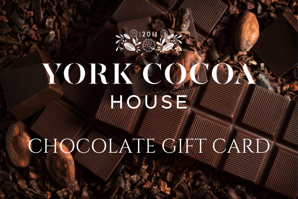 York Cocoa House Gift Card
