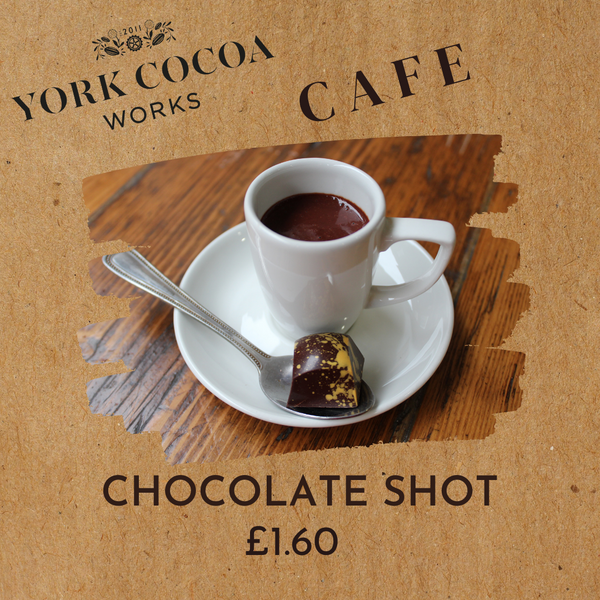 Chocolate Shot - Cafe