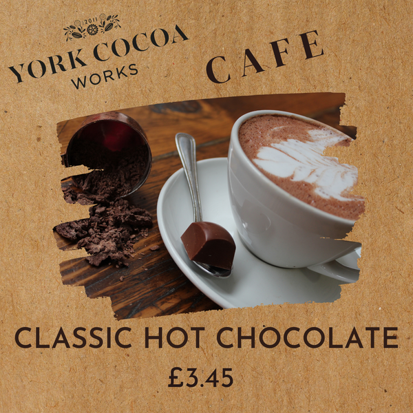 Classic Hot Chocolate - Cafe