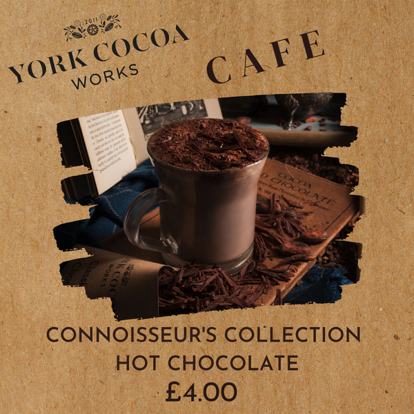 Connoisseur's Hot Chocolate - Cafe