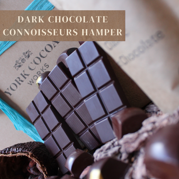 Dark Chocolate Connoisseur's Hamper