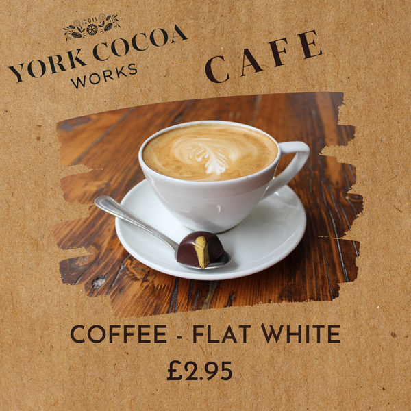 Flat White Coffee - Cafe