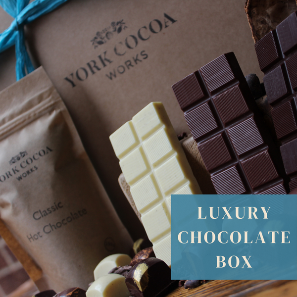 Luxury York Cocoa Works Chocolate Hamper