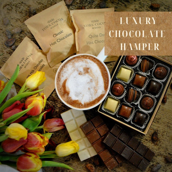 Mother's Day Luxury Chocolate Hamper