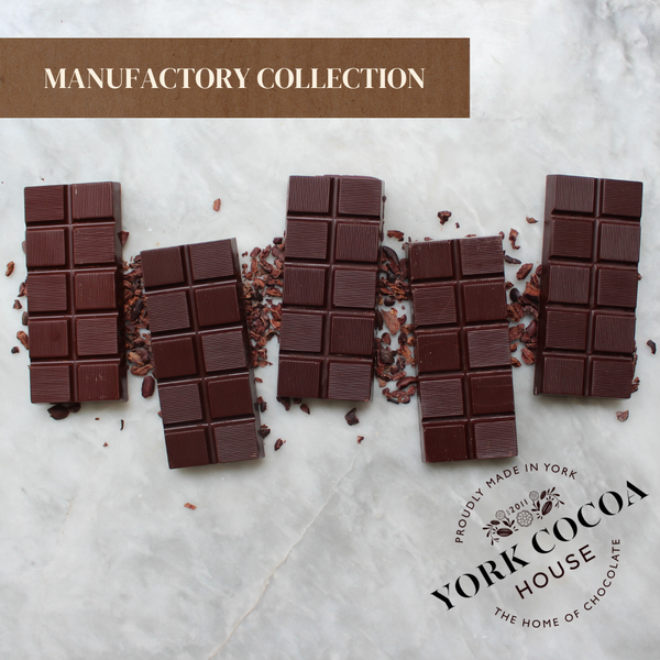 York Cocoa Works Chocolate Discovery Bar Collection