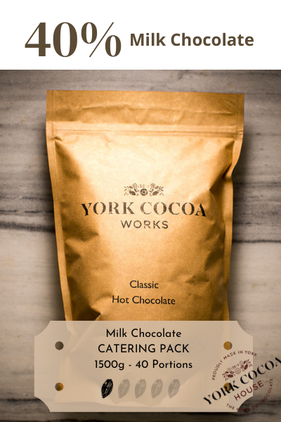Milk Hot Chocolate - 1.5kg Catering Pack