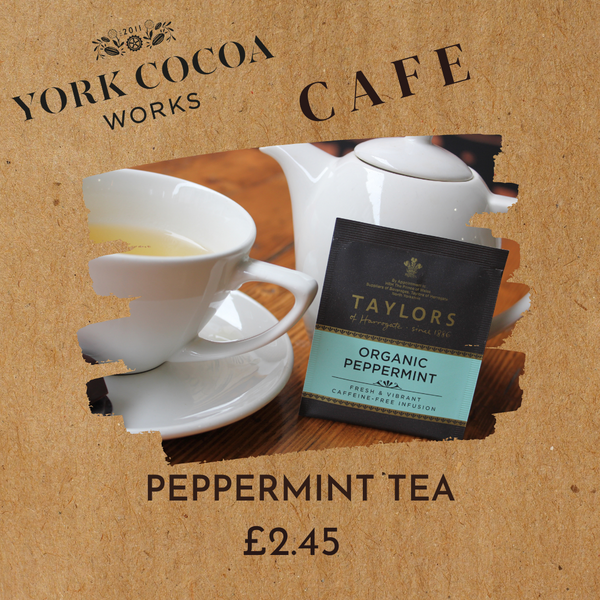 Peppermint Tea - Cafe