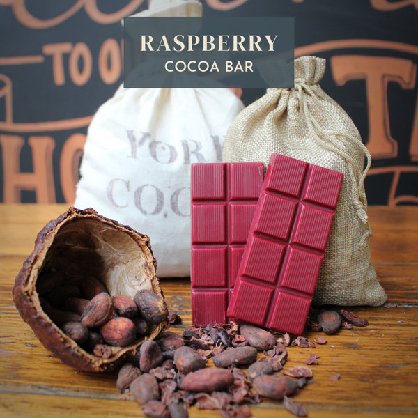 Raspberry Cocoa Bar 30g