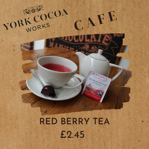 Red Berry Tea - Cafe