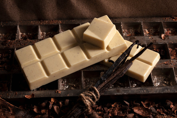 36% White Chocolate - 1kg Chocolate Shards