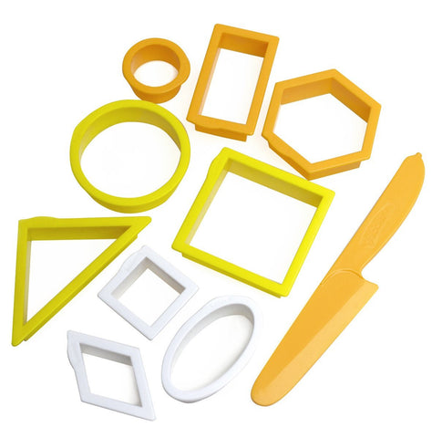 Waba Fun Smart Shape Cutters
