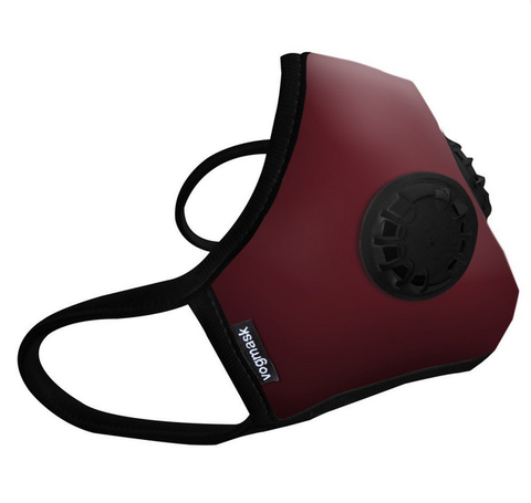 CABERNET VOGMASK with two valves VOGGER-VOGMASK EUROPE-N99-MASK