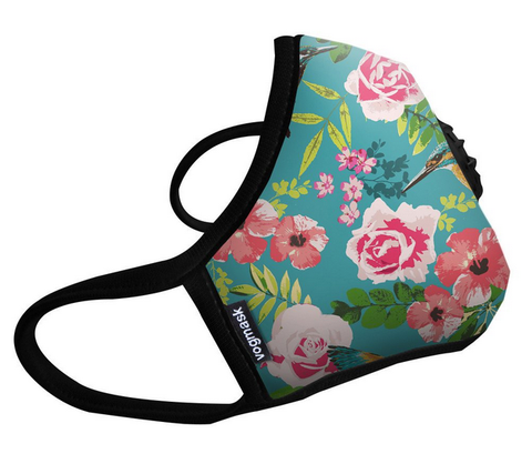 Vogmask Hummingbirds for protection against allergies, pollen and air pollution PM2.5 particles