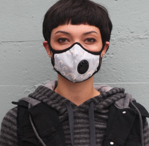 VOGMASK WAVES MODEL - n99 - Air Pollution Protection - PM2.5
