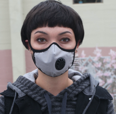 VOGMASK STONE - n99 - ANTI POLLUTION MASK