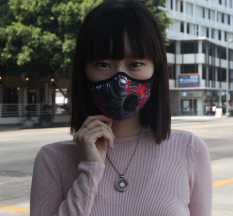 VOGMASK EUROPE - n99 - REUSABLE FACE MASK