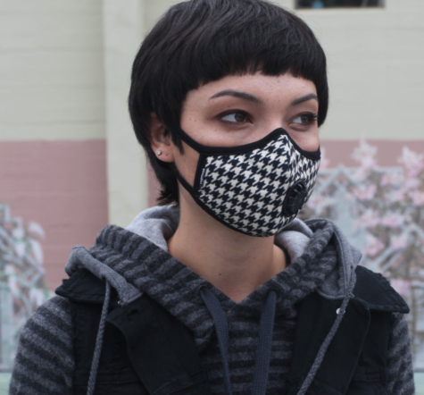 VOGMASK TOOTH - anti pollution mask - N99
