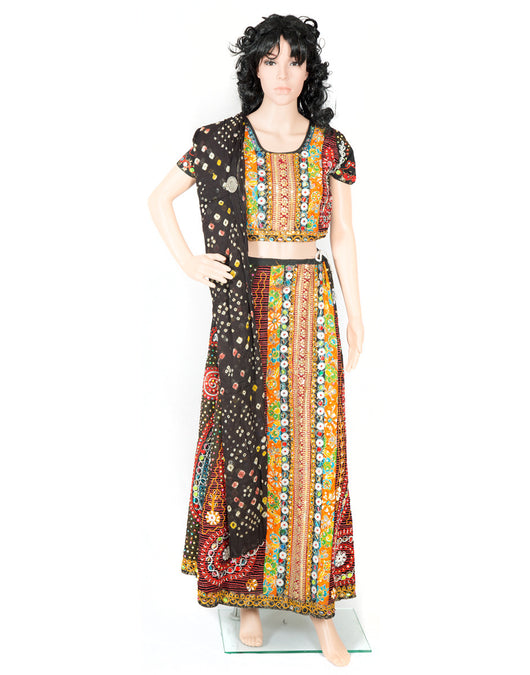 Multi Color Amazing Lehenga Choli for Women on Rent