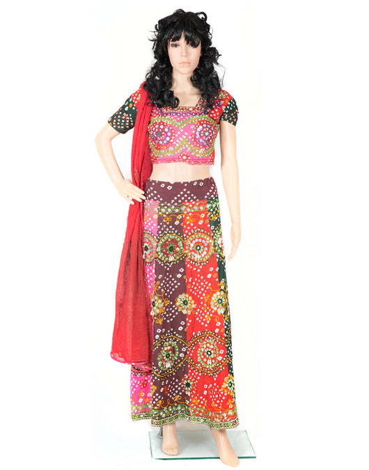 Amazing Dandiya Lehenga Choli on Rent