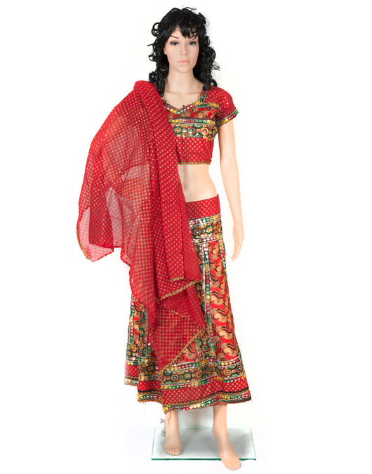 Amazing Red Color Lehenga Choli