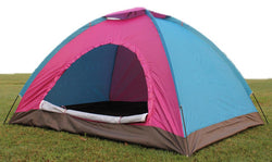 Camping Tent for Four People on Rent