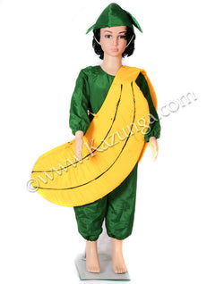 Kids Banana Costume on Rent