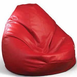 Red Bean Bag on Rent
