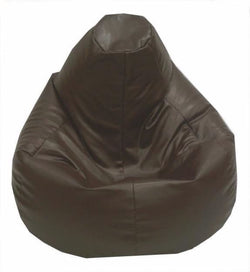 Large Black Bean Bag on Rent