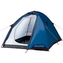 Quechua Camping Tent with Bedding