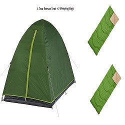 Camping Tent and Sleeping Bags on Rent in Pune