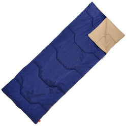 Comfortable Blue Sleeping Bag on Rent
