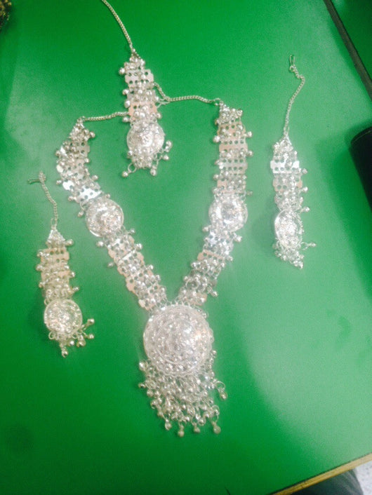 Dandiya Necklace & Earrings on Rent in Pune