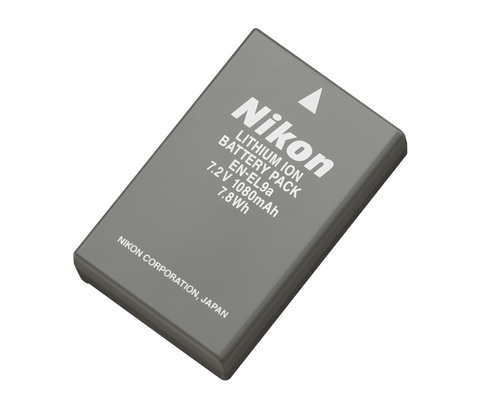 Nikon EN-EL9a Original Battery